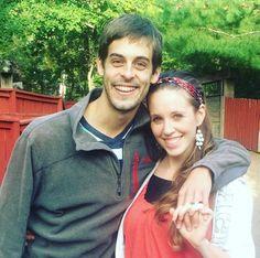 dillardfamily:  Derick and Jill at Silver Dollar City, Sunday October 4th!