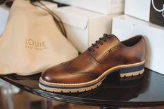 FFW Startup: Louie, a marca de calçados masculinos com venda exclusiva online