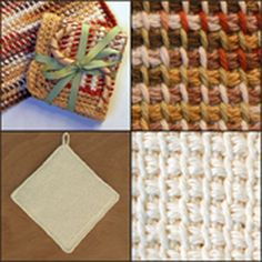 Learn How to Do Tunisian Crochet with These Videos