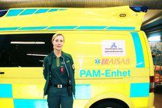Σουηδία: Ξεκίνησε τη λειτουργία του το 1ο ασθενοφόρο ψυχικής υγείας στον κόσμο