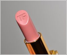 Tom Ford Pink Dusk Lipstick Review, Photos, Swatches