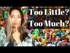 Minimalism Thoughts on Kids Toys - YouTube