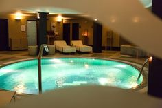 """A """"secret"""" sanctuary of peace and relaxation, our Thalasso Spa Center!"""