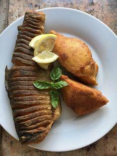 Pisztráng és Vajhal ropogósan Baked Potato, Cooking Recipes, Fish, Baking, Breakfast, Ethnic Recipes, Foods, Drinks, Morning Coffee