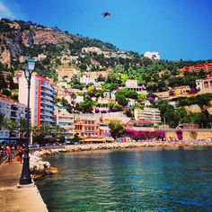 Villefranche-sur-Mer, France I want to there! The Places Youll Go, Places To Go, French Trip, Villefranche Sur Mer, Personal Identity, French Riviera, South Of France, Monaco, Cruise