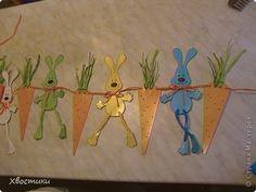 Мастер-класс, Поздравление Вырезание, Конструктор, Рисование и живопись: Задобрим символ Нового года?(МК)+шаблон Бумага гофрированная, Картон День рождения, Новый год, Пасха. Фото 2