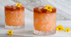 As the weather continues to disappoint, let's go on a spiritual journey to a warmer place with this Tropical Escape cocktail