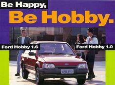 ford escort HOBBY 1.993