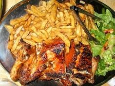 Poulet portugais