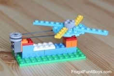 20 Simple Projects for Beginning Lego Builders - Frugal Fun For Boys