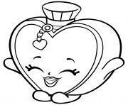 Print Petkins Cat Snout shopkins season 4 coloring pages