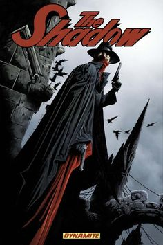 THE SHADOW by Jae Lee