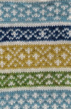 Fair-Isle-patterns