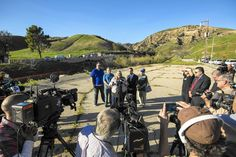 Nearly four months after the Porter Ranch gas leak began, crew workers have finally sealed the Aliso Canyon gas well. Porter Ranch, Green Initiatives, Green News, The Porter, Our Environment, Sustainability, Sustainable Development