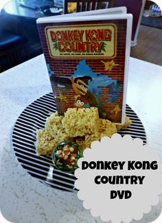 Getting Our 80′s On with Donkey Kong Country DVD