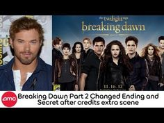 Twilight: Breaking Dawn Part 2 New Ending And After Credits Scene ... Interesting what do you think about this?