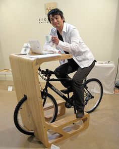 Maybe an idea while I'm on pinterest - I'd do a lot of riding! lol! Love this idea!