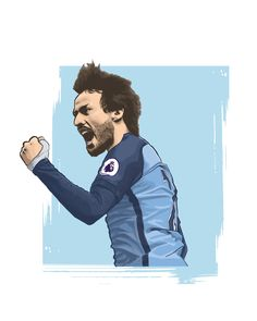 Manchester City Poster on Behance Manchester City Wallpaper, Humor, Football Art, Old Trafford, Arsenal Fc, Best Player, Poster On, Premier League, Illustrators