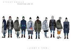 Fashion plus APPLICATION-The Street Angles