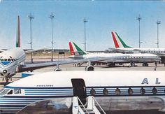 http://www.ebay.es/itm/POSTCARD-ALITALIA-AIRLINES-DC8-AND-CARAVELLE-JETS-/371173109510
