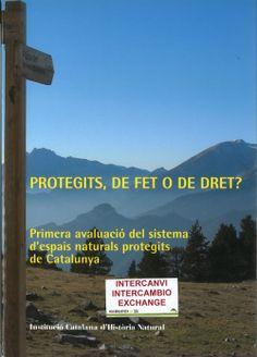 Disponible al Centre de Documentació del Parc i altres centres de documentació de les BEG http://catalegbeg.cultura.gencat.cat/iii/encore/record/C__Rb1379935 i també a text complet a: http://ichn.iec.cat/Avaluacio_Espais.htm