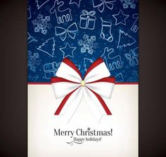 Electronic Merry Christmas Cards
