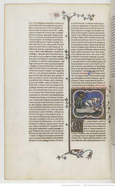 Grandes Chroniques de France. Date d'édition : 1375-1380 95v
