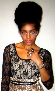 Cipriana of 'Urban Bush Babes' on Her Holiday Style