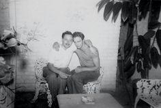 Marlon Brando &_Tennessee Williams.
