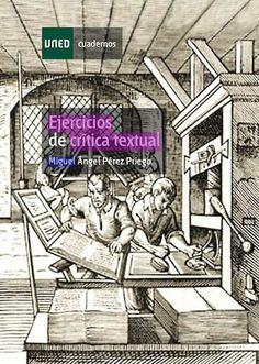 Ejercicios de crítica textual / Miguel Ángel Pérez Priego