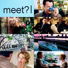 You've Got Mail : Meg Ryan  Tom Hanks