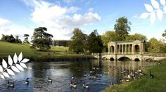 Stowe Gardens - national trust site and wedding venue nr Buckingham. no prices online. beautiful views.