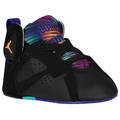 Shop kids shoes and clothing from big brands like Nike, Jordan, adidas, Reebok and a bunch more. The coolest selection of kids shoes with great deals and our fit guarantee. Best Baby Shoes, Cute Baby Shoes, Baby Boy Shoes, Girls Shoes, Shoes Women, Jordan Retro 7, Baby Jordans, Jordans Girls, Ella Shoes