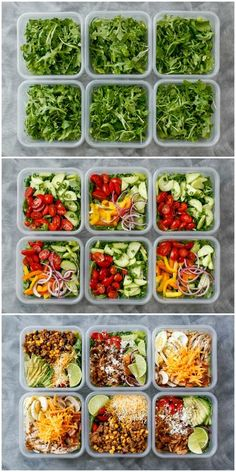 How To Eat Salad Everyday & LIKE IT! get the recipes at barefeetinthekitchen.com