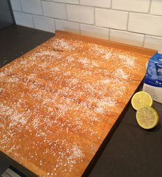 Butcher Block Cutting Board, Cleaning Hacks, Home Improvement, Homemade, Home Decor, Housewife, Zero Waste, Organizing, Natural