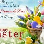 Easter Sunday Wishes and Quotes - Happy Easter 2017 Greetings Cards, Poems, Poetry Wallpapers, Messages, Status, Thoughts, Sayings, Images, Text Wordings