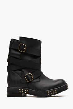 Bexley Strapped Boot