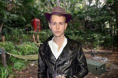 James Mcvey is one of the 10 contestants who are currently making their way to the jungle ready for I'm A Celebrity Now that he's set to be on our TV screens for the coming weeks, here are a few things to know about the musician. 24 Years Old, Video Film, The Vamps, Celebrity, Celebs, Stars, Fashion, Celebrities, Moda