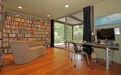 Breezy 1960 Home With Movable Walls Asks $1.7M - House of the Day - Curbed National