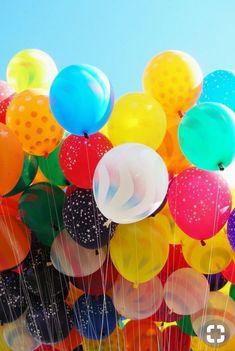 Birthday balloons wallpaper fun ideas for 2019 Birthday Greetings, Birthday Wishes, Happy Birthday, Balloon Wreath, Balloon Decorations, Diy Décoration, Diy Crafts, Fun Baby Shower Games, Birthday Balloons