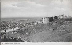 Delcampe - Online auctions for collectors Byzantine Architecture, Thessaloniki, Rum, Paris Skyline, Greece, Dolores Park, Travel, Olympia, Voyage