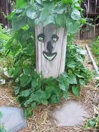Image result for stumpery garden