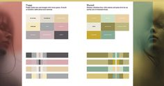 Color statements for Autumn/Winter 15/16  antone Color Institute - Color Consulting and Forecasts