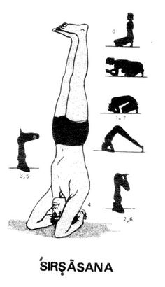 Great Ashtanga style step by step method