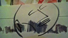 kimmo framelius: work on paper