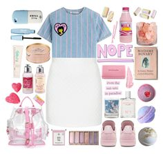 """""""Bitter sweet candy on the tongue after the kiss"""" by anna-modestovna ❤ liked on Polyvore featuring T By Alexander Wang, Topshop, Dr.Ci:Labo, adidas, Mermaid, By Terry, Maison La Bougie, BOBBY, Justin Bieber and Maybelline"""