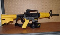 DeWalt M 16 Nail Gun