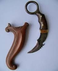Image result for traditional karambit