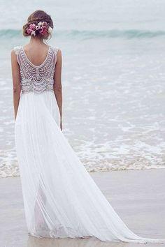 Vestidos de novia 2014: Fotos de diseños sencillos para una boda civil (10/39)   Ellahoy