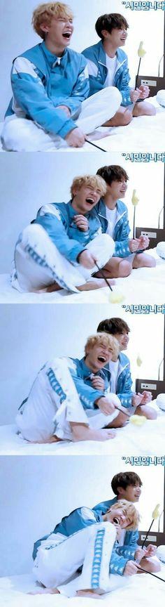 Jimin & Jungkook ♡♡♡
